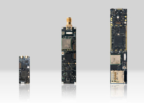 LX IoT Cores Are Made for IoT and Wearables with Bluetooth LE, ANT+, 2G/3G, Sigfox, LoRa, and More | The French (wireless) Connection | Scoop.it