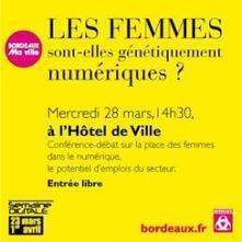 Femmes de Web le mercredi 28 mars ! | Wine, Life & Geek - entre Bordeaux & Toulouse | Scoop.it