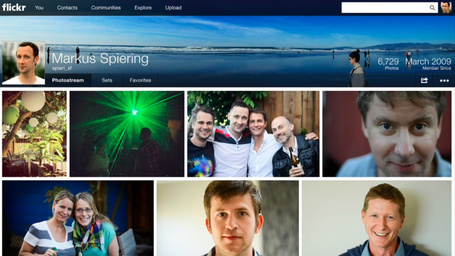 Flickr's Massive Redesign: Full-Res Photos, a Terabyte of Free Storage | iGeneration - 21st Century Education | Scoop.it