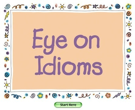 Working on the Road to Grammar and Eye on Idioms (English Teachers) - Yo Profesor | Language learning | Scoop.it