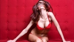 Foto del giorno: bella gnocca in sexy lingerie rossa | Donne mature | Scoop.it