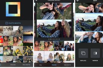 Instagram lance Layout, appli de photomontage, malgré l'échec d'Hyperlapse | Digital News in France | Scoop.it