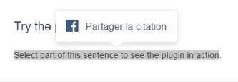 Facebook permet de Partager une citation d'un article en un seul clic | Mon cyber-fourre-tout | Scoop.it