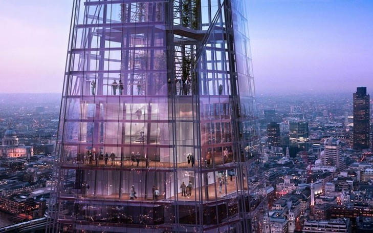 Is the Shard really 'worse than the Taliban'? - Telegraph - do you agree, or love it? | QE General Studies Unit 2: Arts & Media