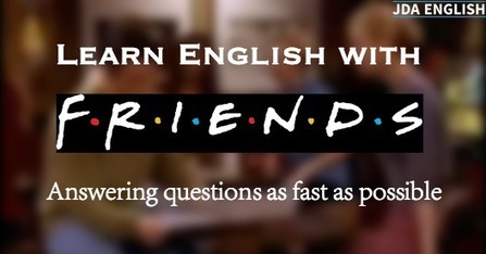Learn English with Friends #6: The Question Game | LESSON PLANS | Scoop.it
