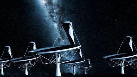 Una 'antena' de un kilómetro cuadrado para ver todo el cosmos | CienciadelaOEI | Scoop.it