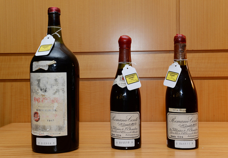 New #Wine #Fraud Website Will Help You Avoid Fake Bottles | Autour du vin | Scoop.it