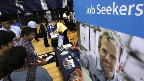 US unemployment rate at six-year low | F582 The National & International Economy | Scoop.it