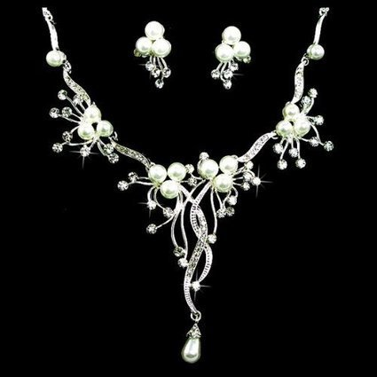 Bridal Jewelry | Wedding Planning Ideas and Wedding Themes | Scoop.it