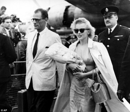 'Marilyn Monroe Productions is filled with communists': The FBI file that shows how agency tracked actress and investigated her for communist ties in the 1950s | MN News Hound | Scoop.it