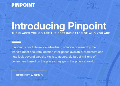 Pinpoint : le service marketing de Foursquare | My Brand Friend | Scoop.it