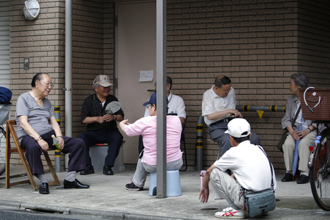Retirees swell national debt treating clinics as clubs - The Japan Times | Silver Economie - International | Scoop.it