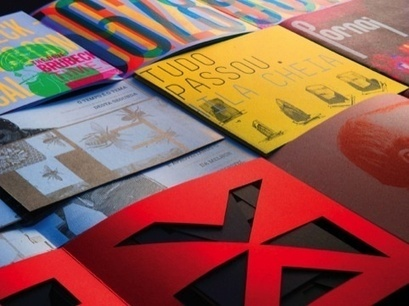The Brazilian Graphic Design Biennial | Creativity | Scoop.it