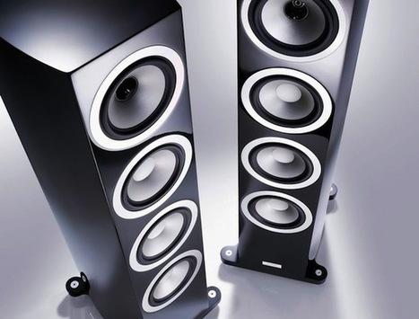 "Enceintes Hi-Fi Tannoy Precision : un luxueux cœur de gamme ""made UK"" | ON-TopAudio | Scoop.it"