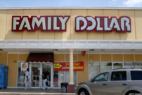 What a Monster Dollar General-Family Dollar Deal Says About Retail - TheStreet.com | Personalized Retailing | Scoop.it