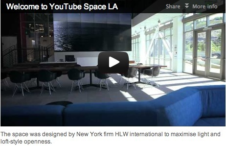 YouTube's new Los Angeles complex 'a wonderland' for aspiring film-makers | Tracking Transmedia | Scoop.it