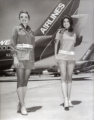 Aviation is not just Pilots... it is also Stewardess providing the Service! | Aviation & Airliners | Scoop.it