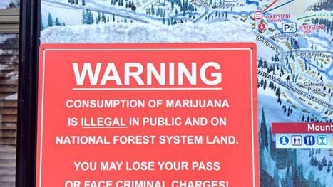 Marijuana tourists sparking up in Colorado's ski towns - USA TODAY | TheVegas420 | Scoop.it