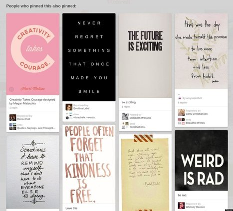 Pinterest Just Got More Addicting | Informed Teacher Librarianship | Scoop.it