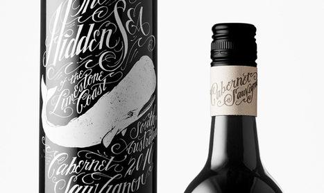 Jon Contino: The Hidden Sea Packaging   Design Work Life   Typography+Design   Scoop.it