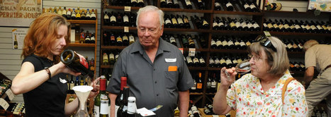 First Friday Tasting-Aug. 3-Wine World | BottleReport.com | Mendocino County Living | Scoop.it