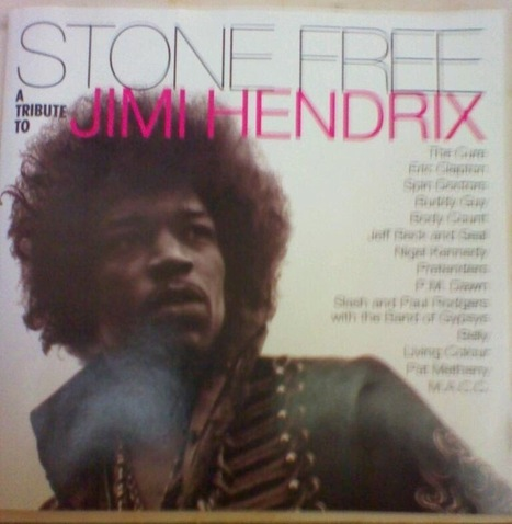 Derek Handova On the Records (Musically Speaking): Hey Jimi! First Person from the Sun: Stone Free (Hendrix Tribute) | On the Records (Musically Speaking) | Scoop.it