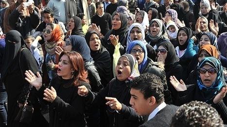Protestas en Egipto: Miles de manifestantes bloquean la entrada a Port Said | Global politics | Scoop.it