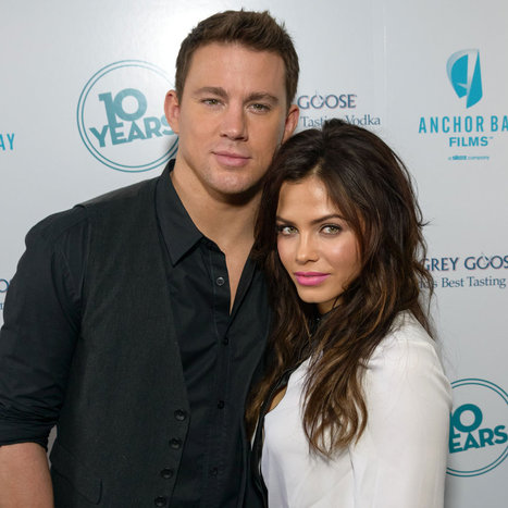 Channing Tatum surprises Jenna Dewan-Tatum on her Birthday | Sports | Scoop.it