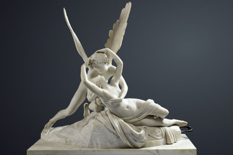 Psyche Revived by Cupid's Kiss | Musée du Louvre | The Ancient Greek World | Scoop.it