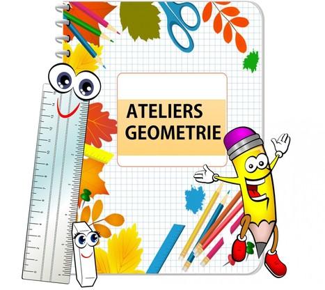 Séquence géométrie : repérage et orientation dans l'espace - Ateliers / mémos /diaporama • ReCreatisse | Android école primaire | Scoop.it