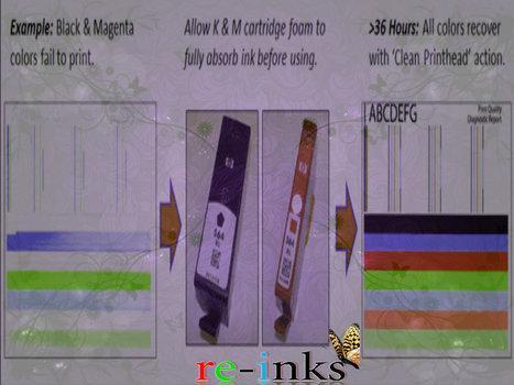 Why Foam Is Used Inside Original Printer Cartridges   Tips About Printer Cartridges - Shop.re-inks.com   Scoop.it