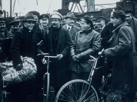 Se digitaliza material fílmico grabado en la I Guerra Mundial | 1ªguerra mundial | Scoop.it