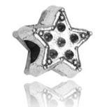 Silver Metal Beads for Pandora 1pc PI10 [PI10] - $2.99 | Cute Pandora Charms on bracelet-bead.com | Scoop.it