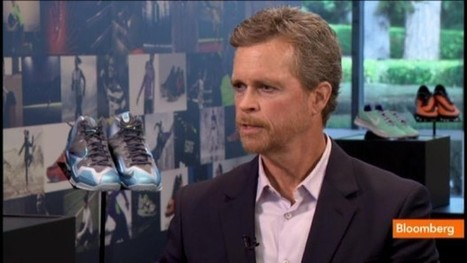 Nike CEO on Product Innovation, Athletes, Brands: Video | Innovation for all | Scoop.it