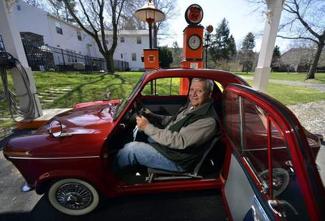 PHOTOS: A 1959 Vespa with spunk and a story   Vespa Stories   Scoop.it