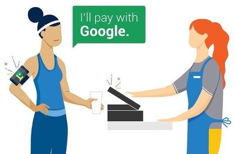 Oubliez le paiement NFC, Google teste une solution « mains libres » | Presse-Citron | Innovation | Scoop.it