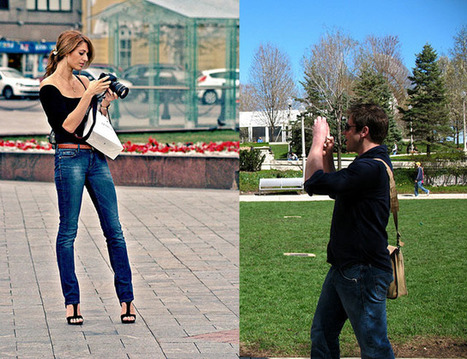 Taking Artsy Photos is 7th in List of Sexiest Creative Behaviors, Scientists Find   xposing world of Photography & Design   Scoop.it