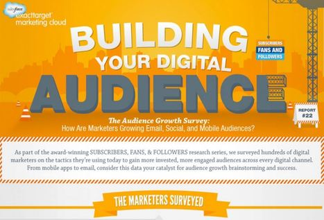 Growth Busters:  Your Email, Mobile, & Social Audiences | digital marketing strategy | Scoop.it