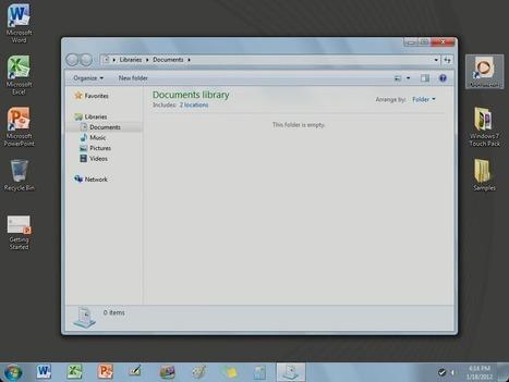 OnLive Desktop: Full MS Office on iPad 2, no Windows required (review)   ZDNet   Systeembeheer op school   Scoop.it