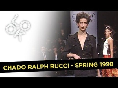 Chado Ralph Rucci Spring 1998: Fashion Flashback – YouTube ... | Fashion Week Fever | Scoop.it