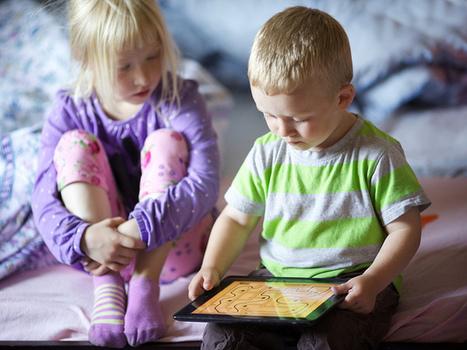 Cómo estimular el aprendizaje en los niños con aplicaciones móviles   Maestros del Web   Algo donde aprender   Scoop.it