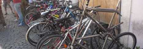 Roma, ecco l'asta di biciclette usate organizzata dai Ciclonauti - Il Messaggero | 16bici | Scoop.it