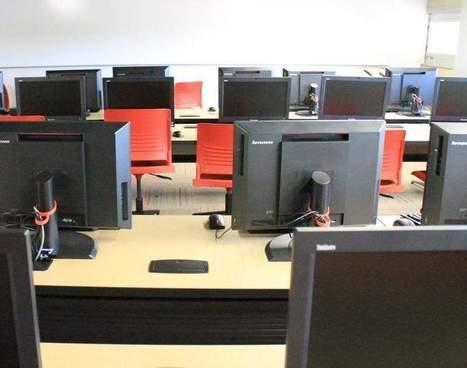 District unveils blended learning labs - Cincinnati.com   Blended Learning   Scoop.it