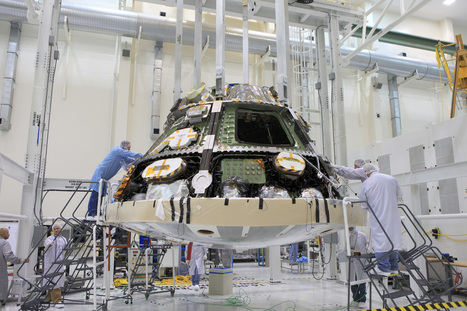 NASA's Orion Spacecraft is Ready to Feel the Heat | Science, Technology | Scoop.it