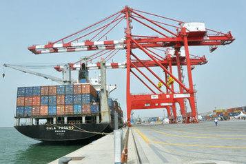 [MONDE] Le marché des opérateurs de terminaux à conteneurs change de visage   Le Journal de la Marine Marchande   Quick News Ports européens   Scoop.it