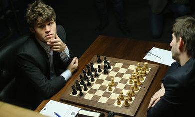 Magnus Carlsen sets up chess showdown | Le jeu d'échecs | Scoop.it