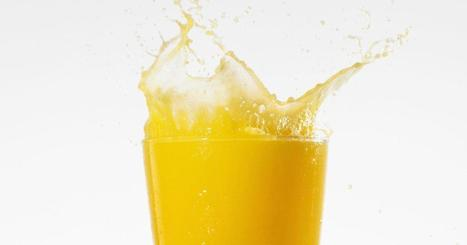 Orange juice and soda sales drop as people sip healthier drinks | Kickin' Kickers | Scoop.it