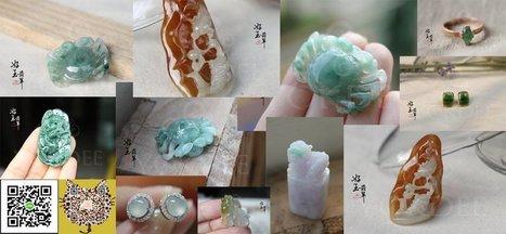 Myanmar Jadeite Gemstone Singapore, Natural Jade Bangle Singapore | Business 2016 | Scoop.it