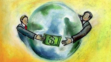 ¿Quién posee el mundo? El 8% de los ricos ganan la mitad de los ingresos mundiales | Ciencias políticas | Scoop.it