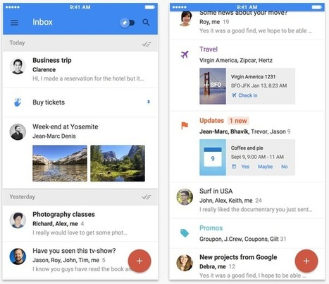 What is Google's New Inbox - Techno Gala | Technology  news | Scoop.it